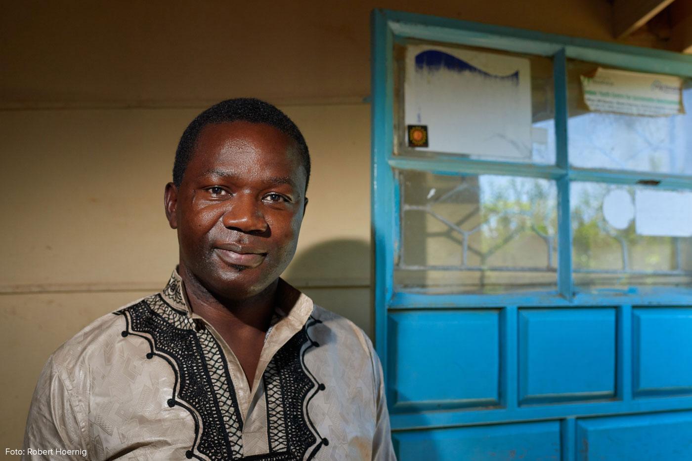 Jared Omondi Buoga: Der Macher hinter dem Projekt